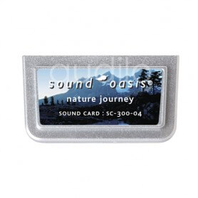 Scheda Sound Oasis 650 Nature Journey