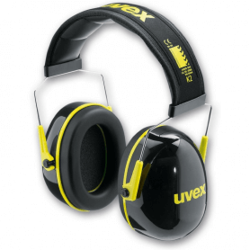 Casque anti bruit Uvex K2 Protection auditive de 32 dB