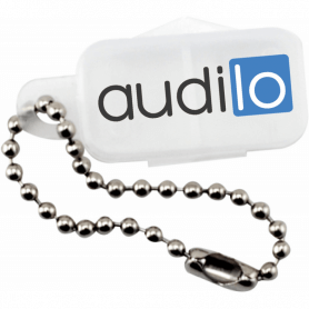 Porte Clef pour Piles Auditives Audilo