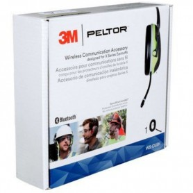 3M MT67H05WS6 casque antibruit bluetooth