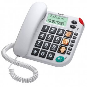 KXT 480 photophone senior blanc